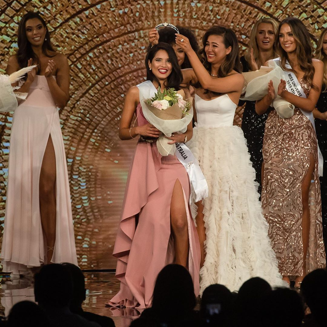 Victoria's Priya Serrao was named the new Miss Universe